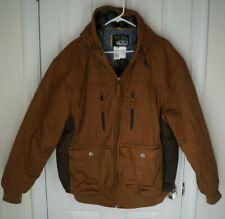 Vintage Mens XXL Walls Enduro 70 Tan Winter Work Jacket. Novacheck insulate coat