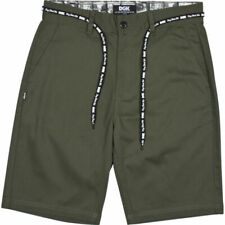 DGK Skateboards Chinos Pants Trousers Street Shorts Army Stretch in 28
