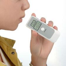 LCD Digital Alcohol Breath Tester Detector Analyzer Breathalyzer Breathaliser UK
