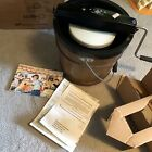 Vintage Proctor Silex Ice Cream Maker Hand Crank 4 qt Excellent Used Condition