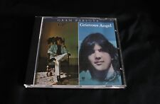 GRAM PARSONS 'GP/Grievous Angel' 1990 Canada CD. 2 LPs on 1 CD.
