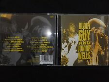 CD BUDDY GUY AND JUNIOR WELLS /