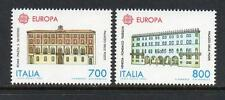 ITALY MNH 1990 SG2097-2098 EUROPA - POST OFFICE BUILDINGS