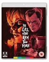 The Girl Who Knew Too Much [Dual Format Blu-ray + DVD][Region 2]