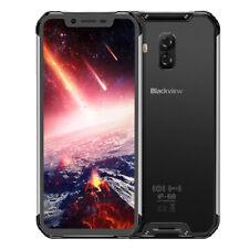 "6.21"" Blackview BV9600 Pro IP69 Waterproof 6GB+128GB Smartphone Wireless Charge"