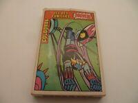 ANCIEN JEU DE CARTES DES FAMILLES GOLDORAK - 1978- ANTENNE 2 - old card game
