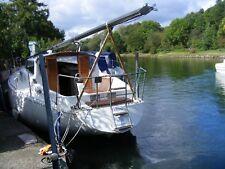 "Segelboot Motorseglerversion""Orion 33"" 10m, Motor Mercedes OM621 50 PS, Bj.78"