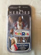 NBC Heroes Fire Rescue Claire Bennet - NEW 2007 ToysRUs Mezco Figures