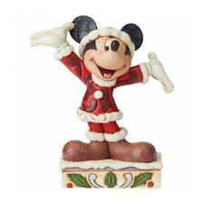 Disney Tradition Tis a Splendid Season Minnie Mouse Jim Shore Christmas Ornament