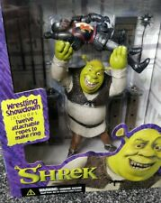 Sealed McFarlane Toys Shrek - Wrestlin' Showdown Action Figures Rare Vhtf