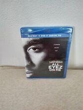 Tupac Shakur All Eyez On Me Legends Never Die Blu Ray Dvd Digital HD New