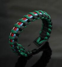 Harlequins Rugby 550 Paracord Bracelet