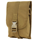 Condor 191044 COYOTE BROWN Tactical MOLLE Small Utility Storage Tool Pouch