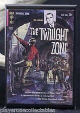 "The Twilight Zone #2 Comic Book Cover - 2"" X 3"" Fridge / Locker Magnet. Dell"