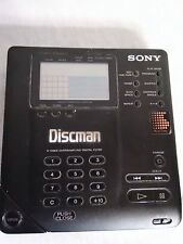Sony Discman D-35 Compact Disc Compact Player