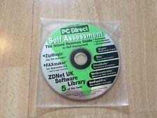 Revista Pc Directo octubre 1997 CD ROM demostraciones shareware software Vintage