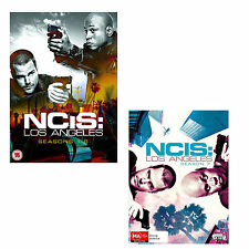 NCIS Los Angeles The complete Season 1, 2, 3, 4, 5, 6 & 7 DVD box set New Sealed