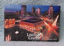 Lincoln Center New York City Magnet, Souvenir, Travel, Fridge
