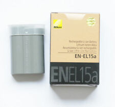 NEW Original EN-EL15A Battery For Nikon D850 D7500 D750 D810 D7200 D7000 D7100