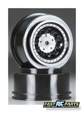 Traxxas Nitro Slash RPM Revolver SC Spline Short Course Truck Rims Rear RPM82332