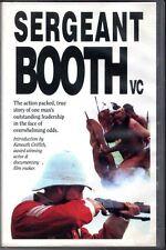 ZULU WAR 1879 DVD No1 - SERGEANT BOOTH VC DOCUMENTARY