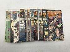Vintage Marvel Comic Book Weapon X Lot Before There Was Wolverine . . .