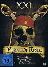 XXL PIRATES CHEST - Jolly Roger, Black Pirate, Bluebeard, World of Pirates..