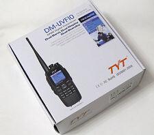 TYT DM-UVF10 UHFVHF 400-470/136-174Mhz 1750Hz TONE/2T/5T DPMR Digital Radio
