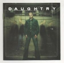 Daughtry 2006 Rare Promo CD It's Not Over, Home, What About Now