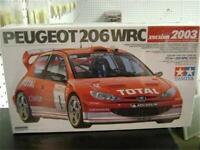 Tamiya 24267 Peugeot 206 WRC 2003 model kit