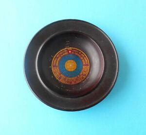 FIFA WORLD CUP 1954 SWITZERLAND beuatifull orig. vintage football bakelite plate