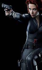 The Avengers (Black Widow) - Scarlett Johansson Promo Poster 24x36 v3 NEW