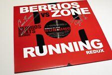 "Running Redux 12"" Vinyl - Sammy Zone (feat. George Lamond, K7, C-Bank)"