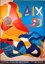 FESTIVAL DE AIX EN PROVENCE 1993 BY ESTEVE