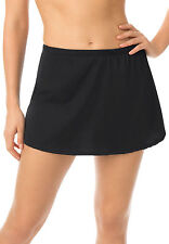 NEW! AQUABELLE SZ 20 SWIMSKIRT w/ ATTACHED BRIEF