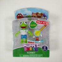"Disney Junior Muppet Babies Poseable Kermit With Banjo 2.5"" Figure New Target"