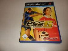 PlayStation 2 PS 2 pro evolution soccer 6 (6)