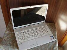 "notebook sony vaio pcg-91111m lcd 17,3"" intel i3"