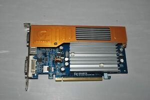 GIGABYTE NVIDIA GEFORCE 7100 GS 128MB DDR2 PCI-E GV-NX71G512P8-RH