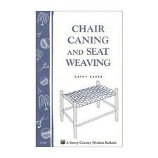 Chair Caning by Cathy Baker (Paperback, 1981)