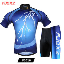 Brand New Men MTB Moutain Bike Bicycle Tops & Pants Short Jerseys Cycling Tights