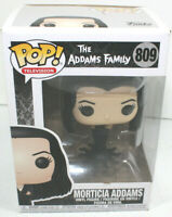 Funko Pop Television The Addams Family MORTICIA ADDAMS #809 New in the Package