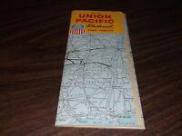 APRIL 1967 UNION PACIFIC SYSTEM PUBLIC TIMETABLES