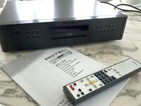 ROTEL RCD-1570 CD Player BLACK HIFI AC100V