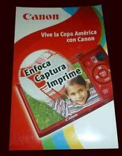 COPA AMERICA GUIDE Argentina 2011 - Canon