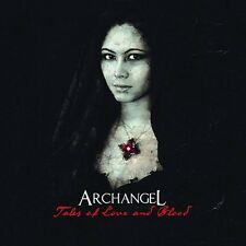 ARCHANGEL Tales of Love and Blood CD italian prog metal