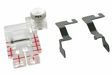 JANOME CLEAR VIEW DITCH QUILTING FOOT & GUIDE SET - Cat B/C - Part No. 200449001