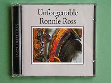 INMUS CD Jazz-Collection Unforgettable Ronnie Ross - Peter Trunk