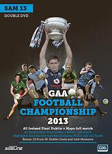 GAA All Ireland Football Championship 2013 Dublin v Mayo (Gaelic Football DVD)