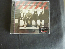 U2 HOW TO DISMANTLE AN ATOMIC BOMB ULTRA RARE SEALED MEXICAN CD! BONO